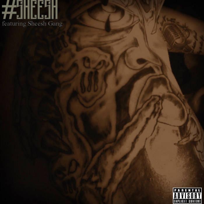 #SHEESH cover art