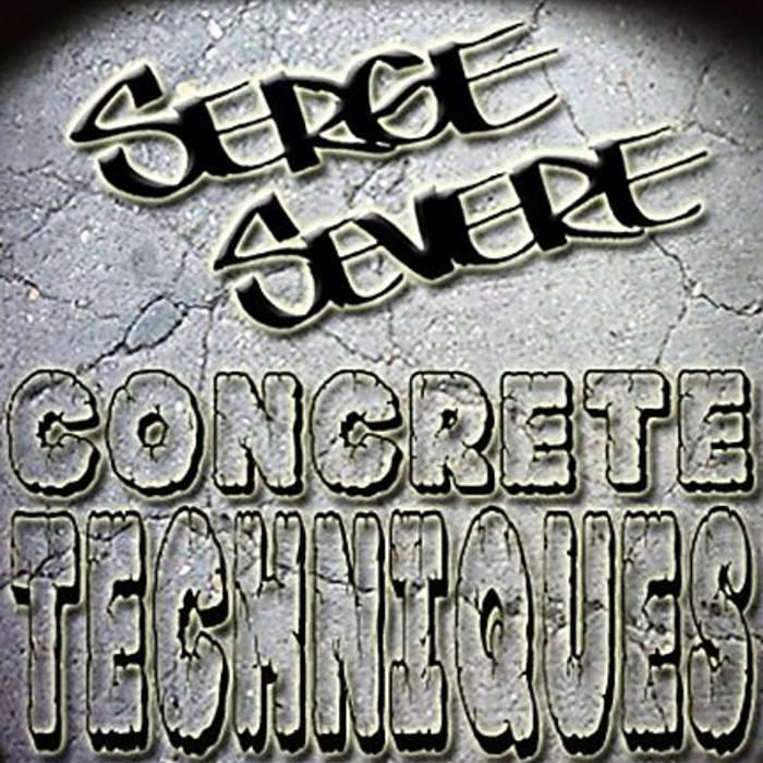 Concrete Techniques cover art