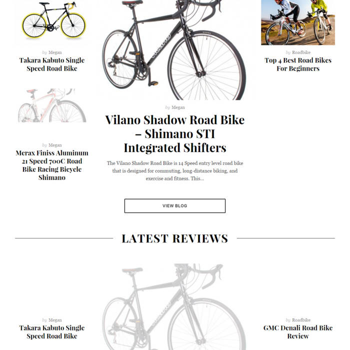 Road Bike-Reviews, Guides & News on Road Bikes cover art