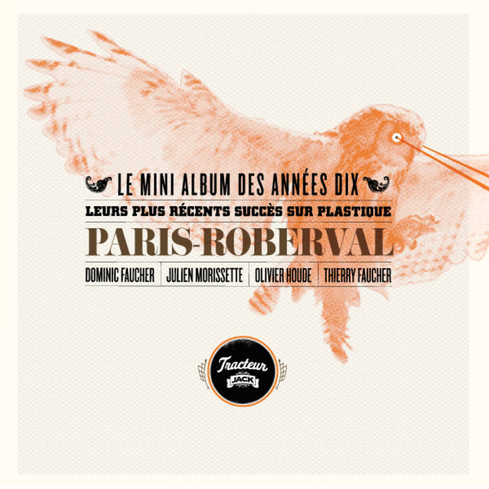 Paris-Roberval cover art
