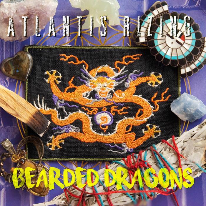 Bearded Dragons cover art