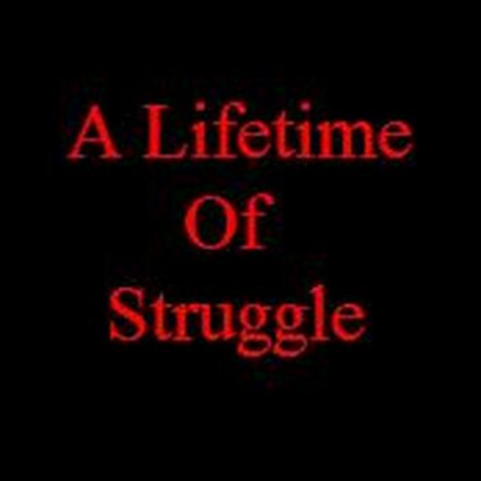 Lifetime Of Struggle cover art