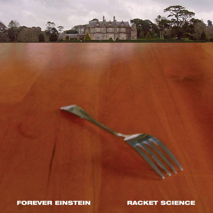 Racket Science cover art