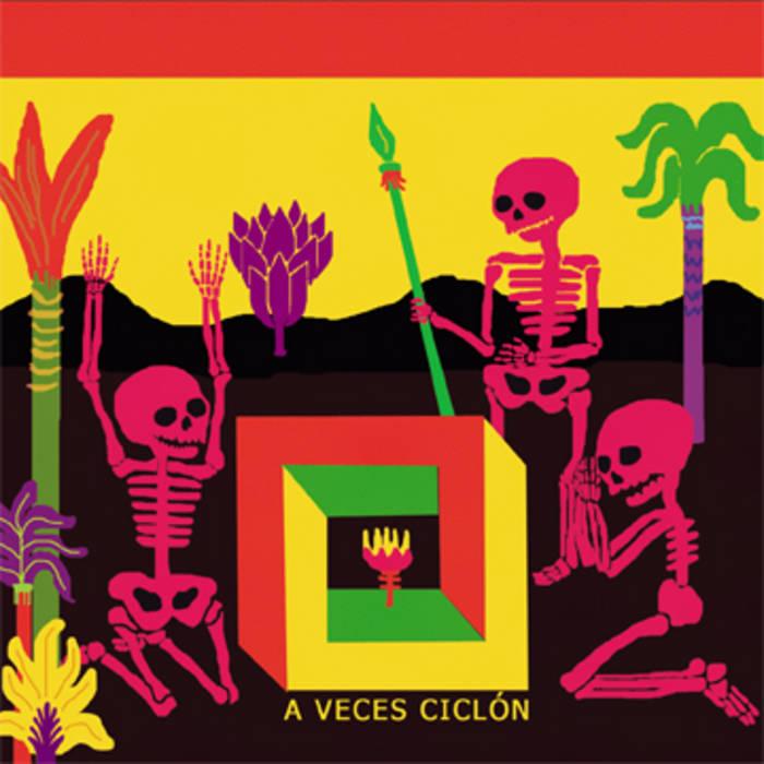 A Veces Ciclón cover art