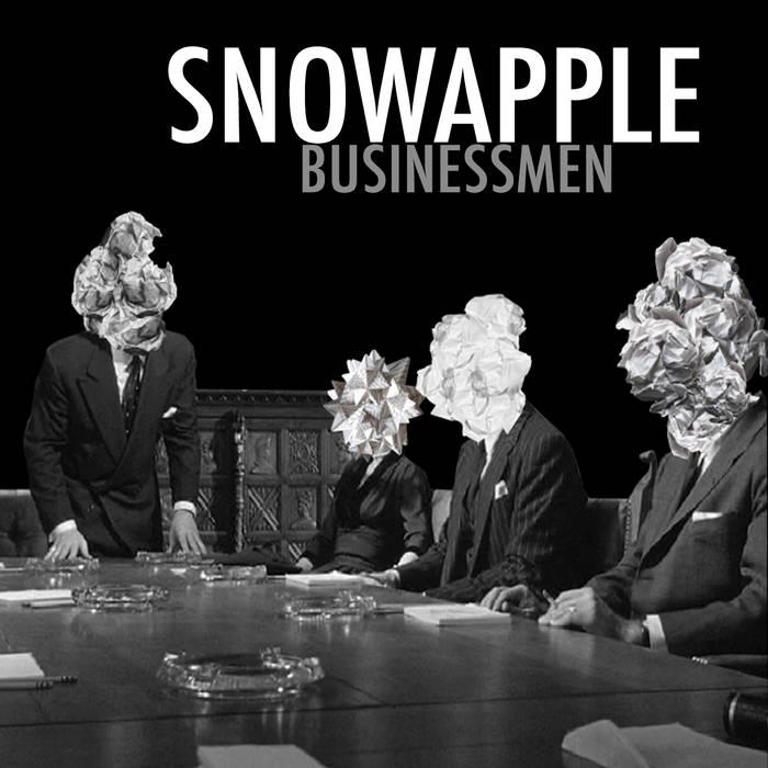 Businessmen cover art