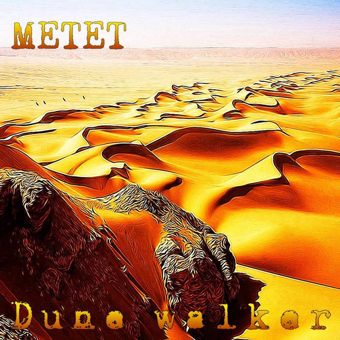Dune Walker cover art