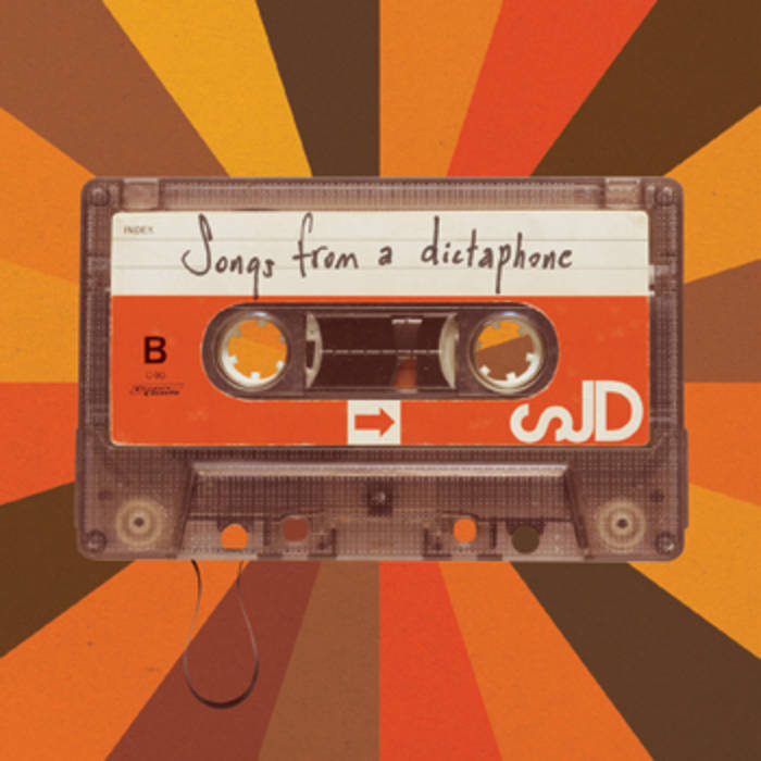 Songs From A Dictaphone cover art