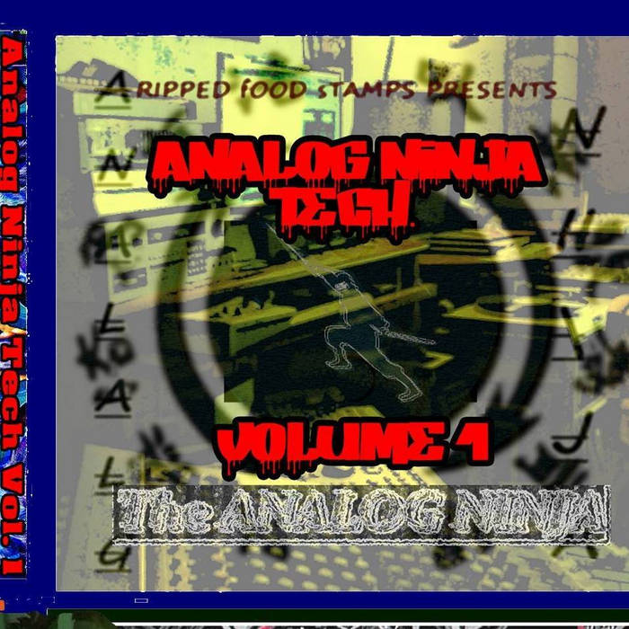 Analog Ninja Tech Vol.1 cover art