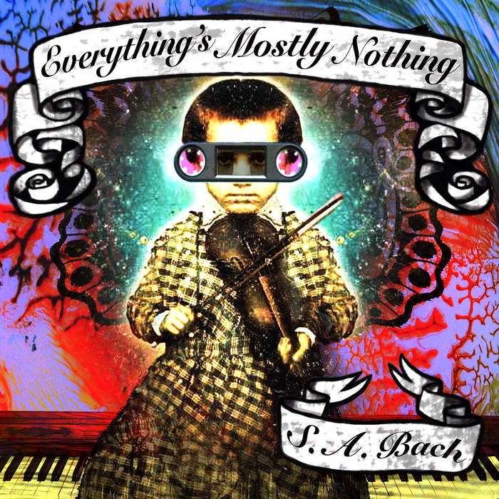 Everything's Mostly Nothing cover art