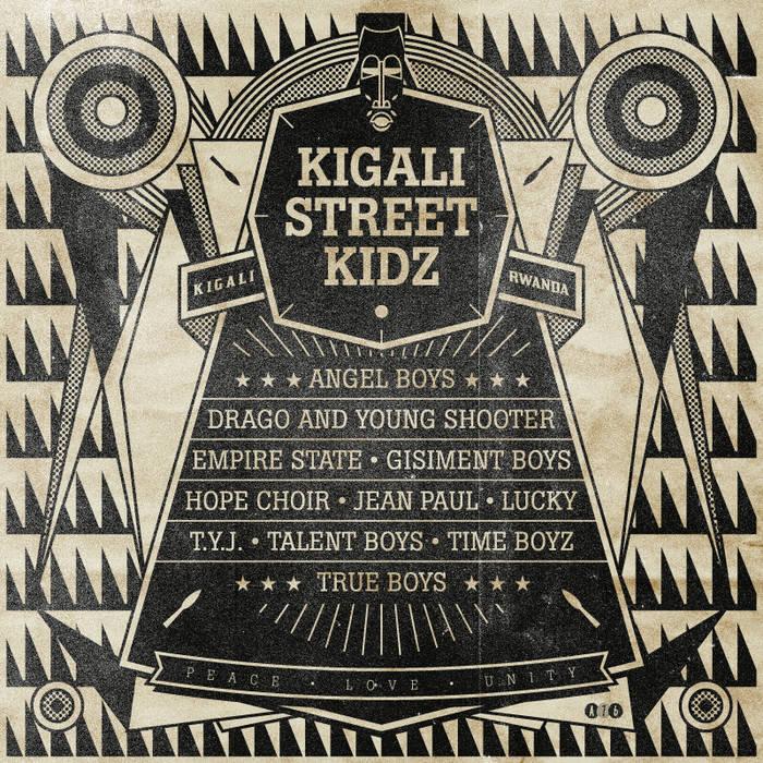Kigali Street Kidz cover art