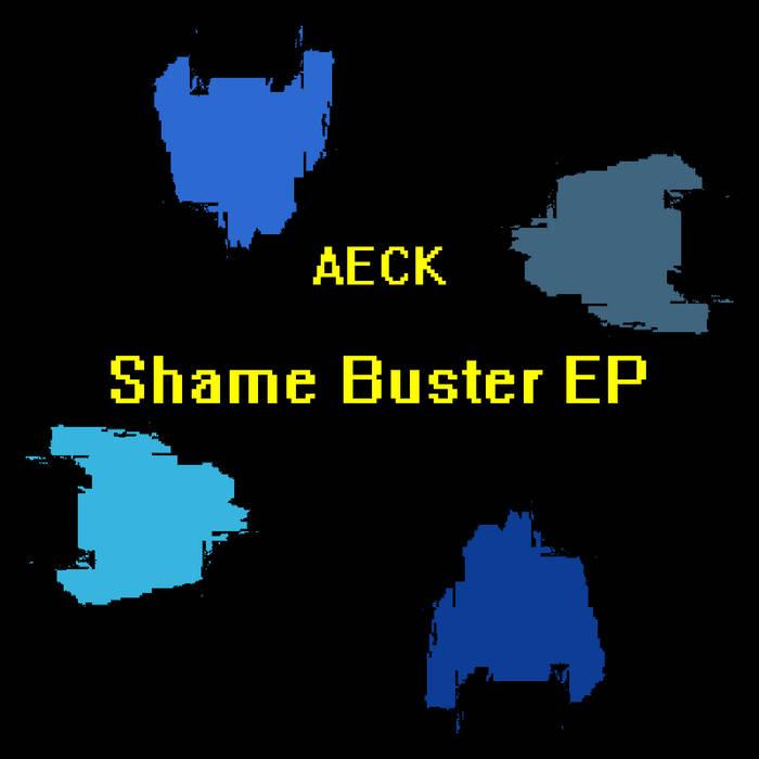 Shame Buster EP cover art