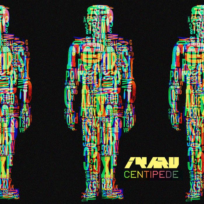 Centipede cover art