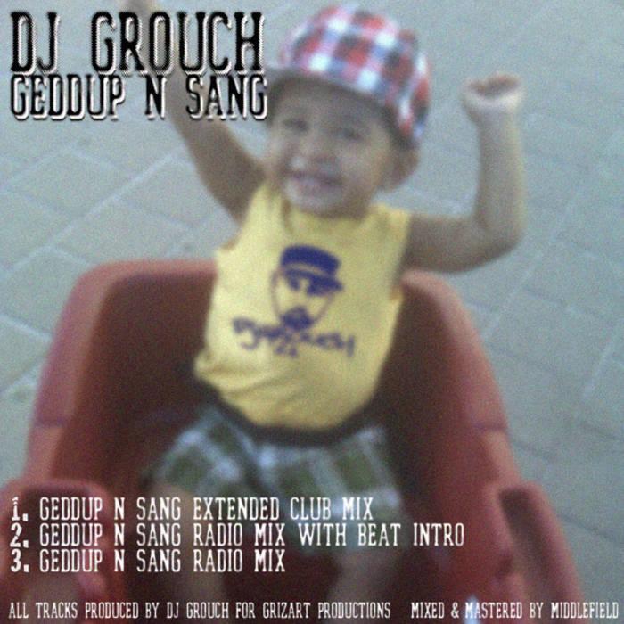 """GEDDUP N SANG 12"""" cover art"""
