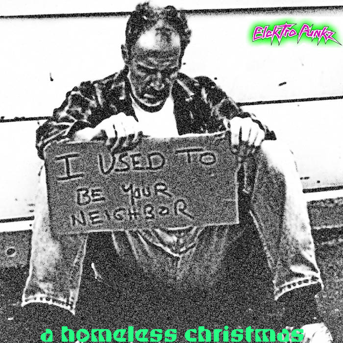 A Homeless Christmas cover art