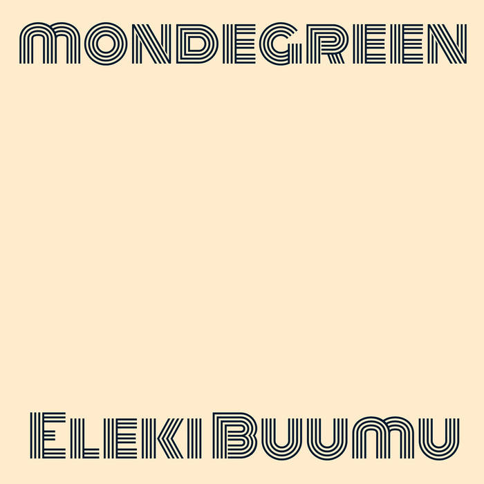 Eleki Buumu cover art