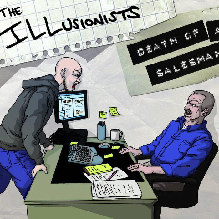 Death of a Salesman cover art