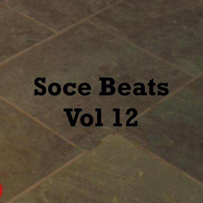 Soce Beats, Volume 12 cover art