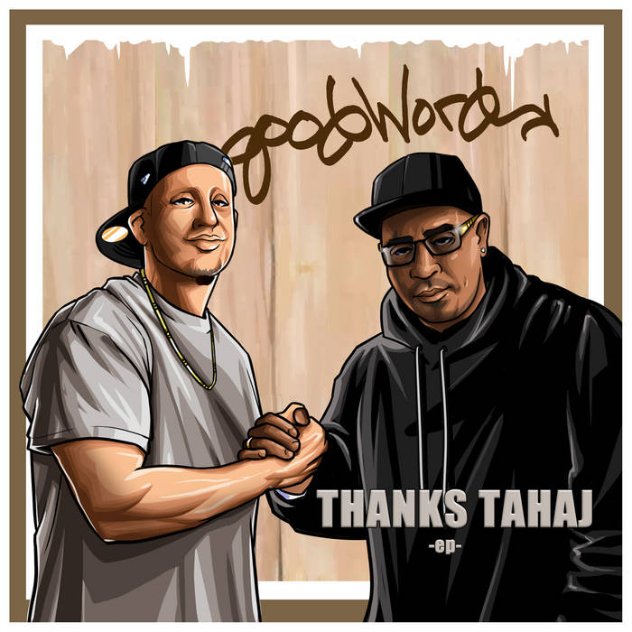 Thanks Tahaj cover art