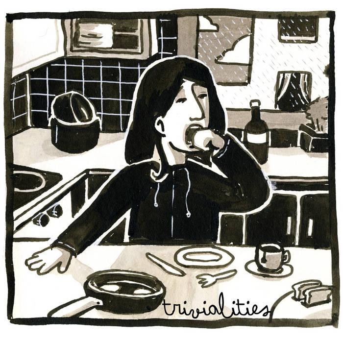 Trivialities cover art