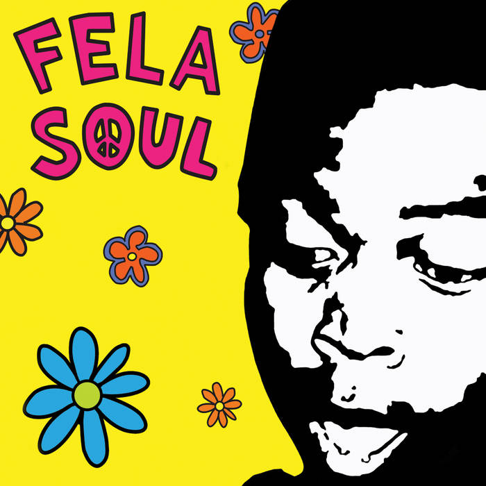 Fela Soul (Prod. Amerigo Gazaway) cover art