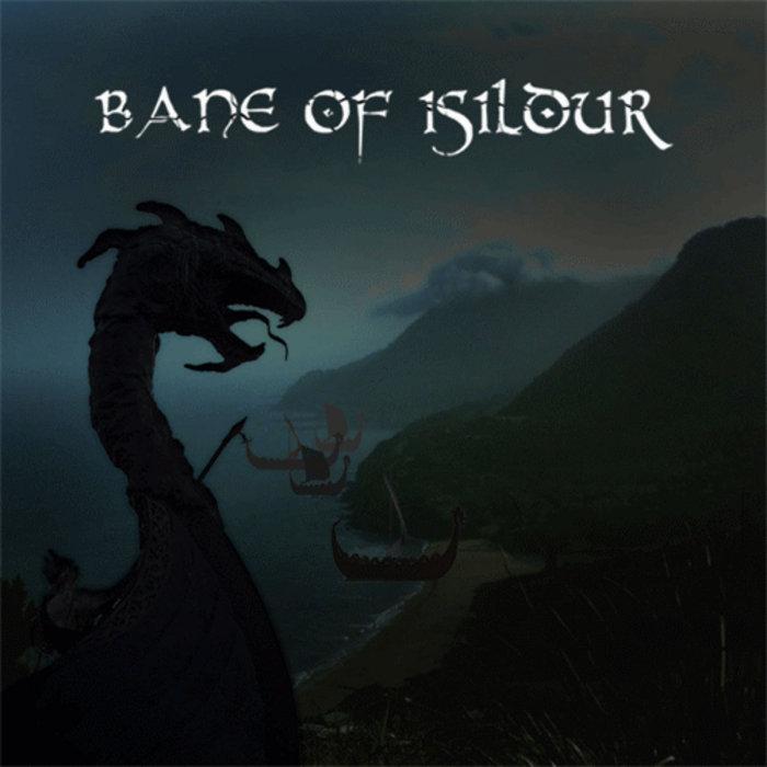 Bane of Isildur EP cover art