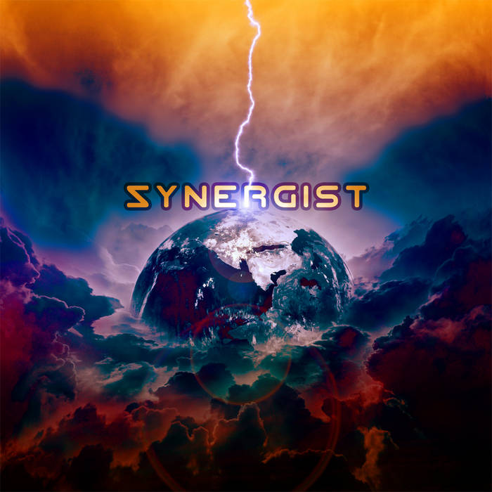 Synergist cover art