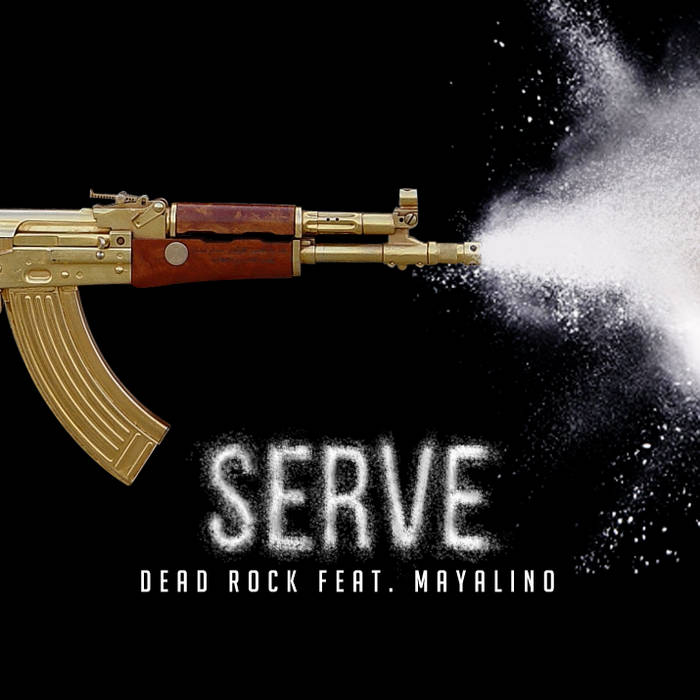 Serve cover art