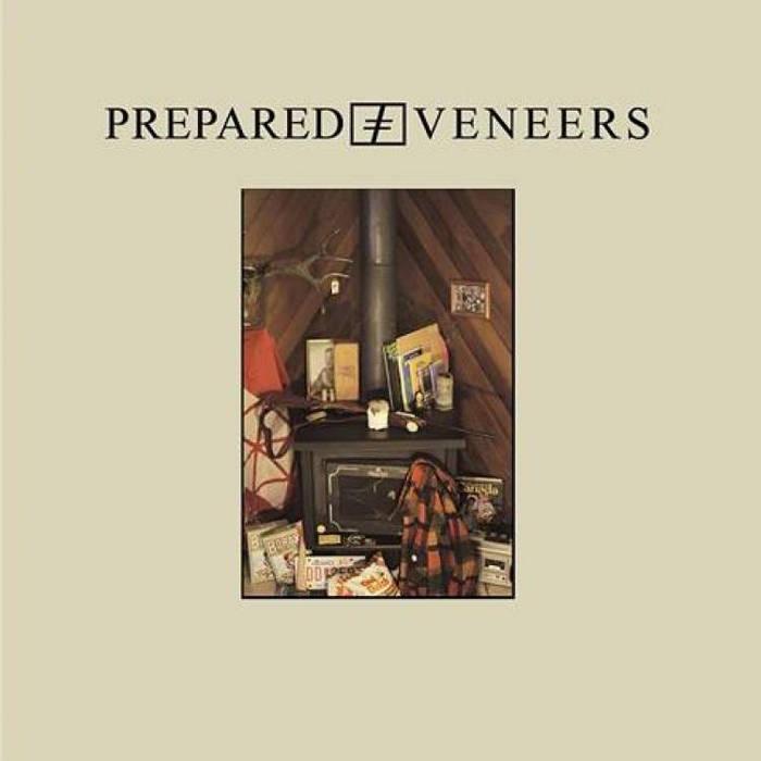 """Prepared ≠ Veneers split 7"""" cover art"""