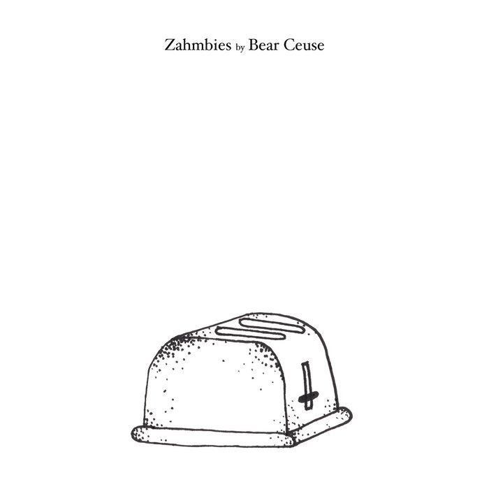 Zahmbies cover art