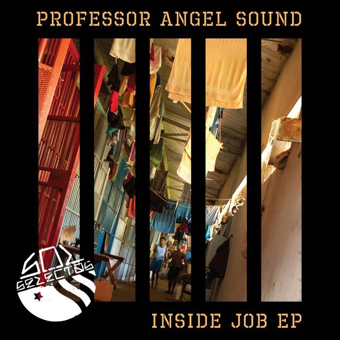 Inside Job EP cover art