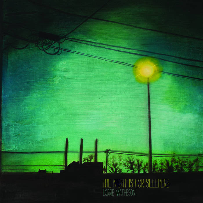 The Night Is For Sleepers cover art