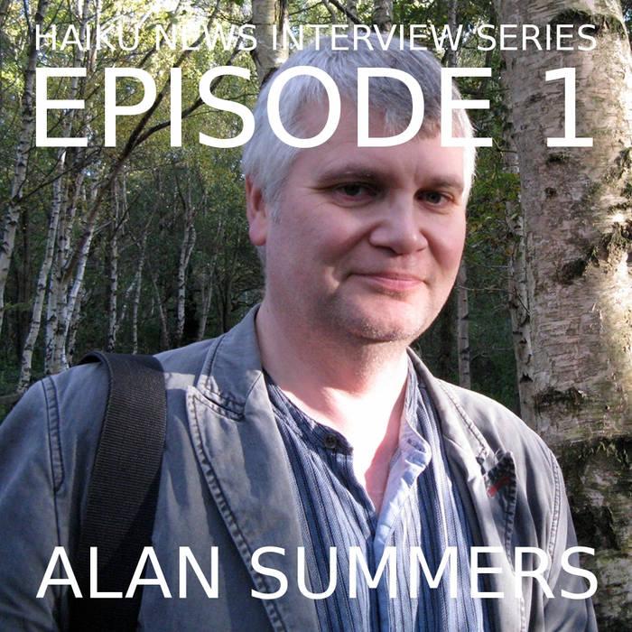 Episode 1: Alan Summers (Feb, 2013) cover art