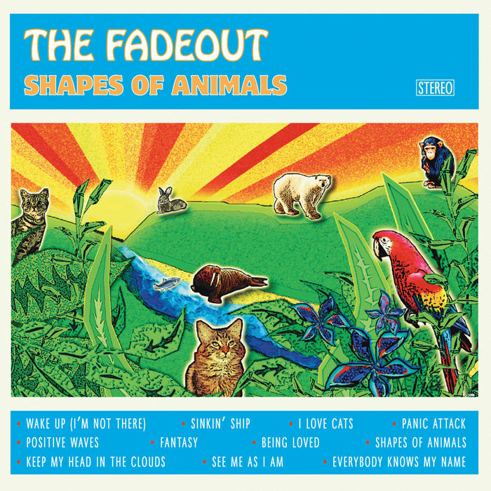 Shapes of Animals cover art