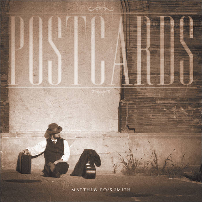 Postcards EP cover art