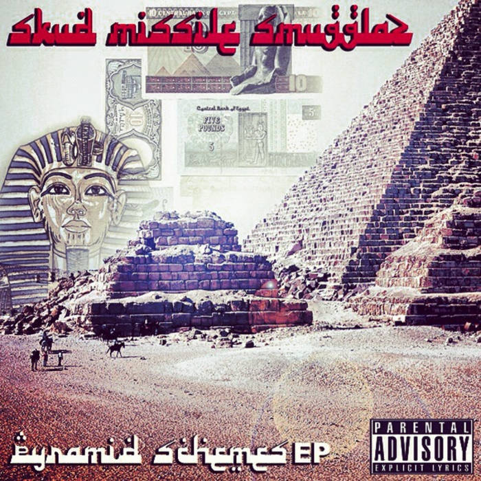Pyramid Schemes (VOLUMEONEfile7.34) cover art