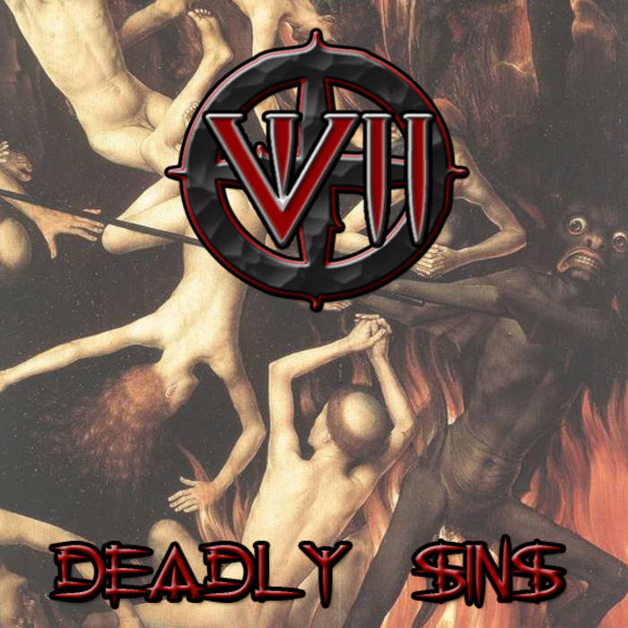 Deadly Sins cover art