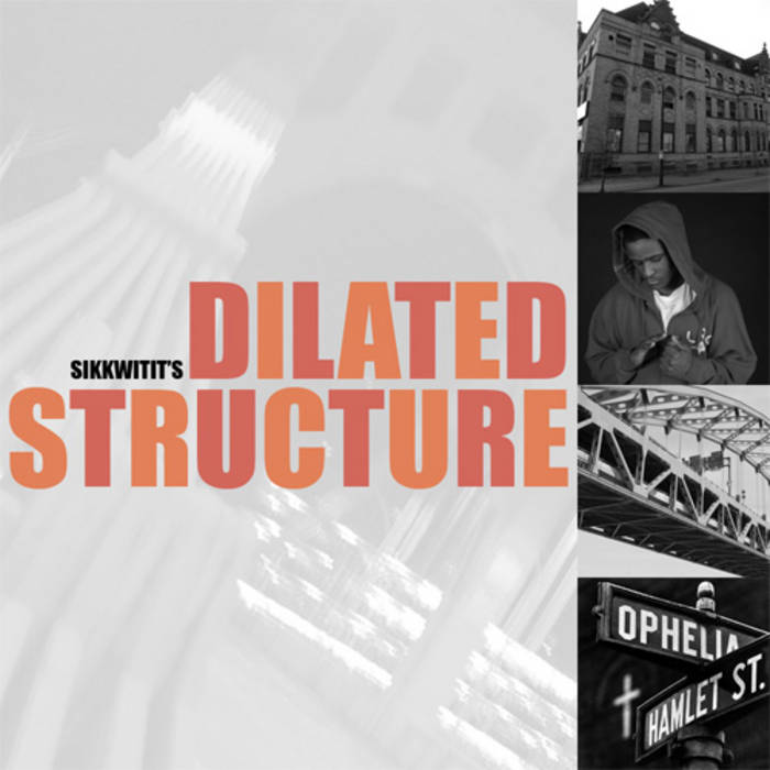 Dilated Structure cover art