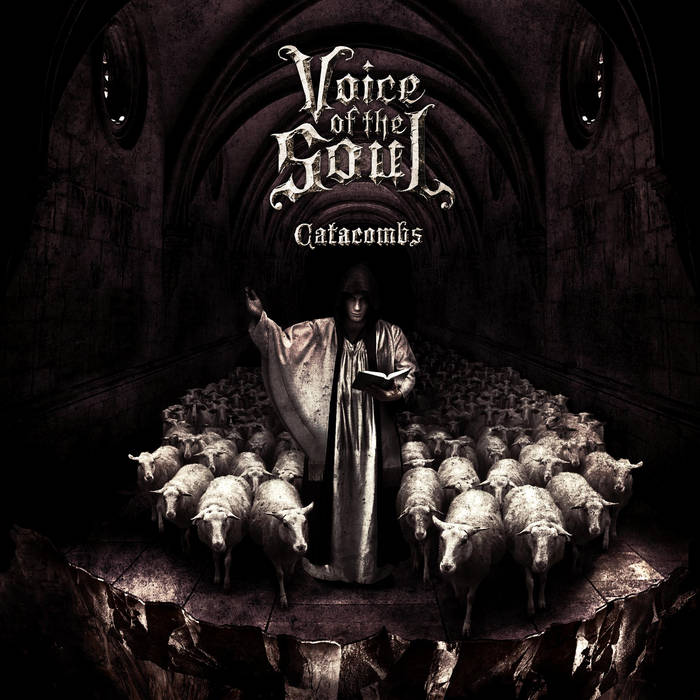 Catacombs cover art