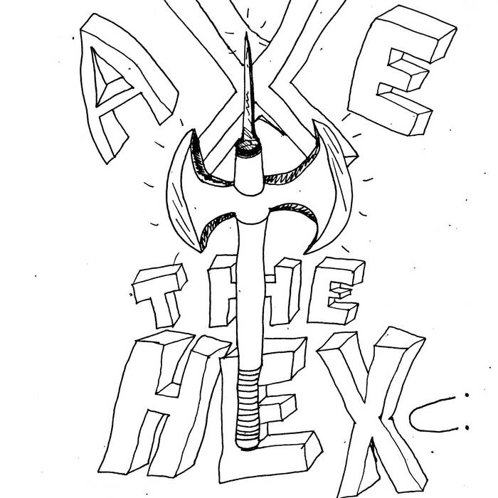 AXE THE HEX cover art