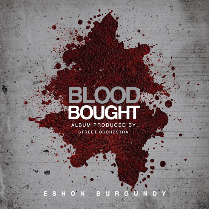 Blood Bought EP cover art