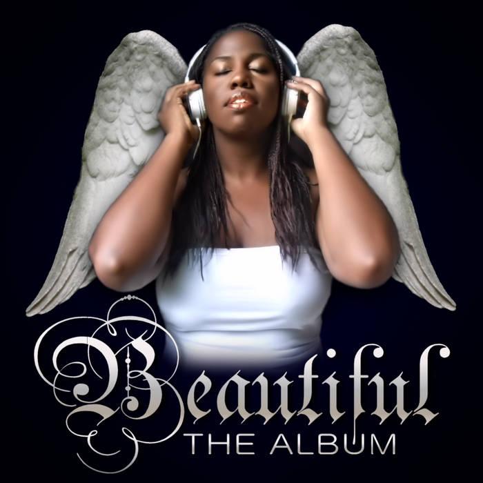 BEAUTIFUL the Album cover art