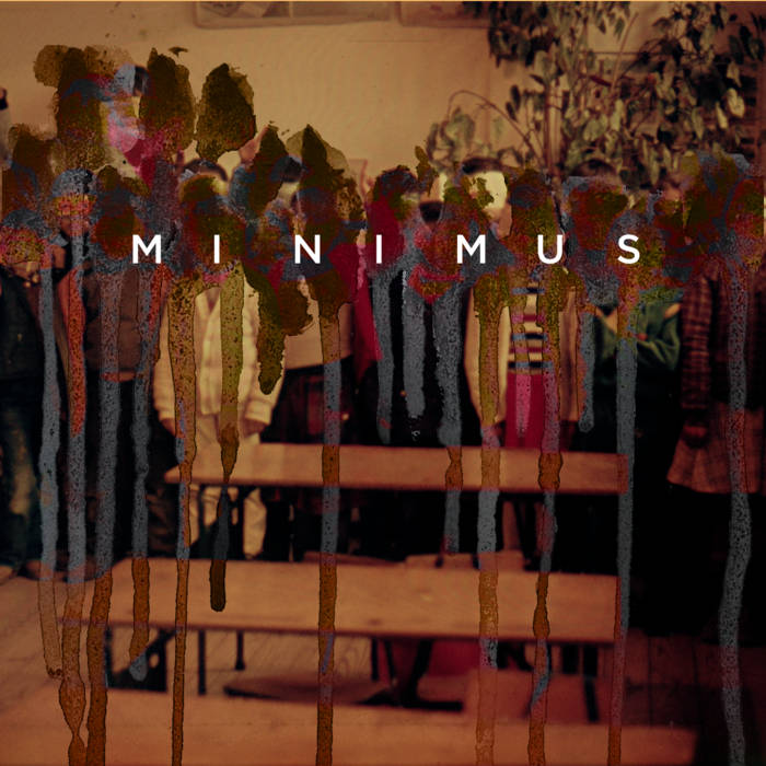 MINIMUS EP cover art