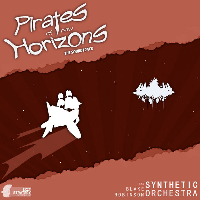 Pirates of New Horizons cover art