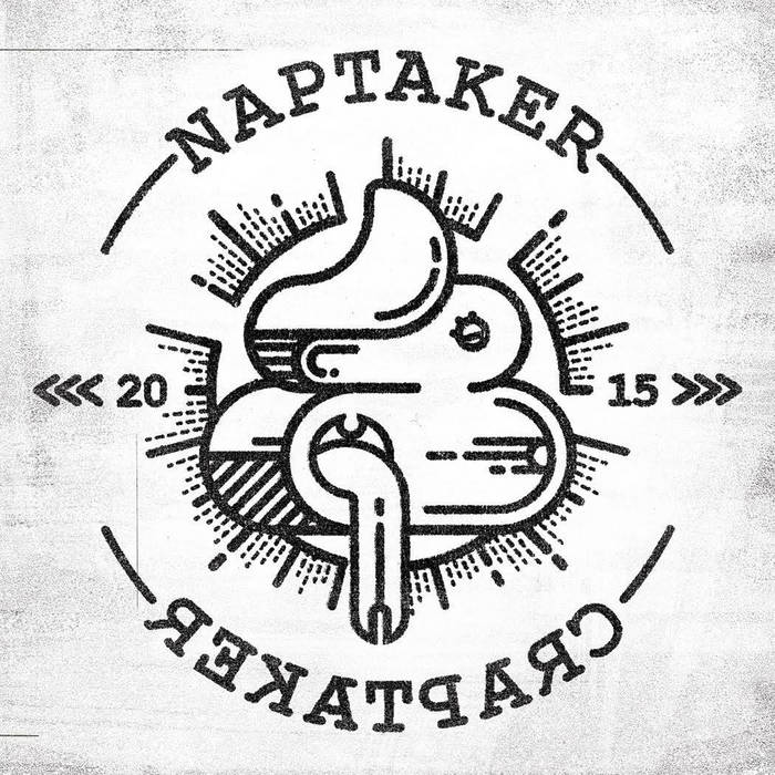 Craptaker EP cover art