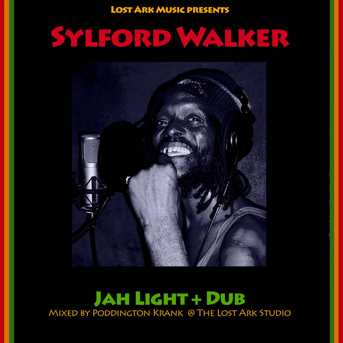 Jah Light + Dubversion cover art