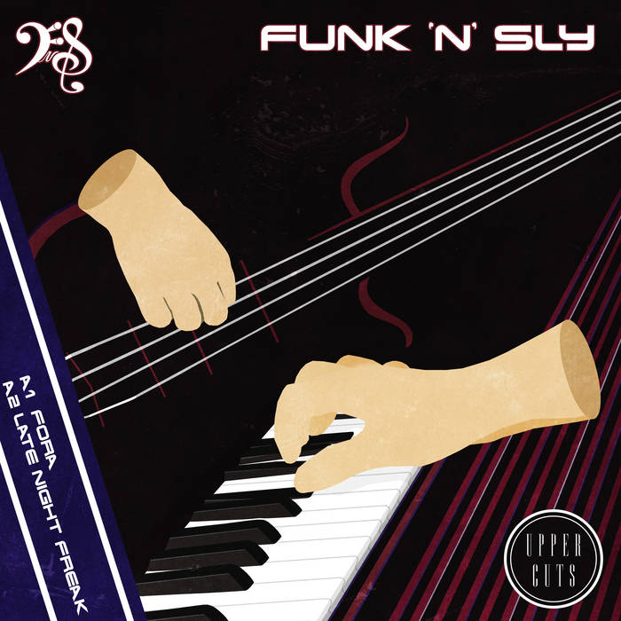 Funk 'n' Sly cover art
