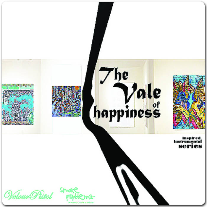 The Vale of Happiness: inspired instrumentals EP cover art