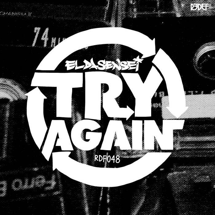 Try Again - El Da Sensei (EP) cover art