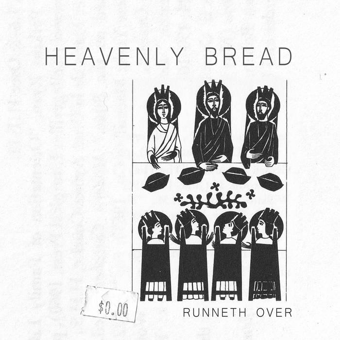 Runneth Over (EP) cover art