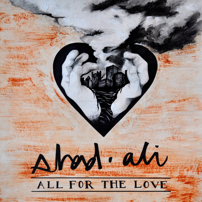 All For The Love cover art